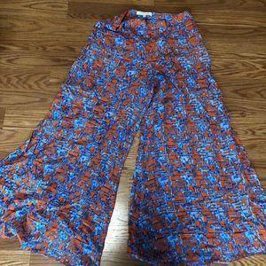 Alexis side slit pants size M